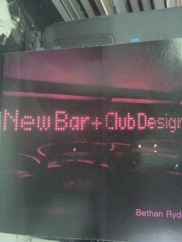 ~書寶 書T3/ _ZDC~New Bar and Club Design_Ryder B