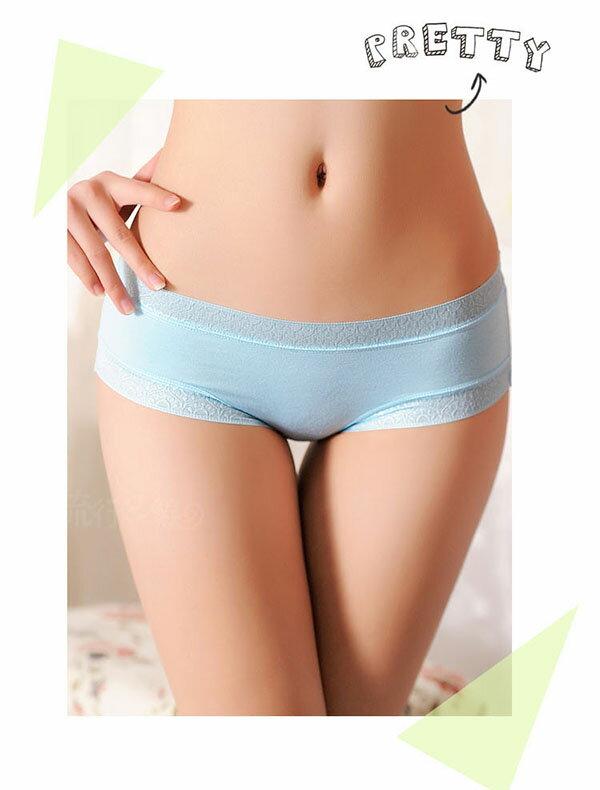 性感內褲 好穿柔軟三角褲低腰性感內褲~流行E線B6037 3