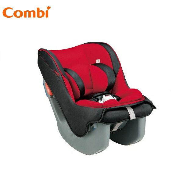 日本【Combi康貝】Coccoro EG 初生型安全汽座(汽車安全座椅)-薔薇紅