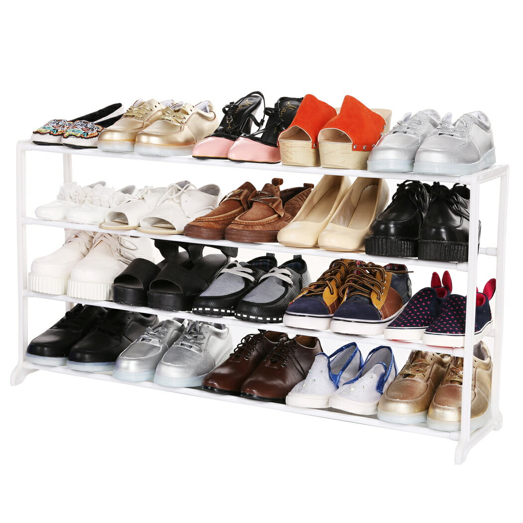 Portable 4/7/10 Tier Shoes Rack Stand Shelf Shoes Organizer Storage 1