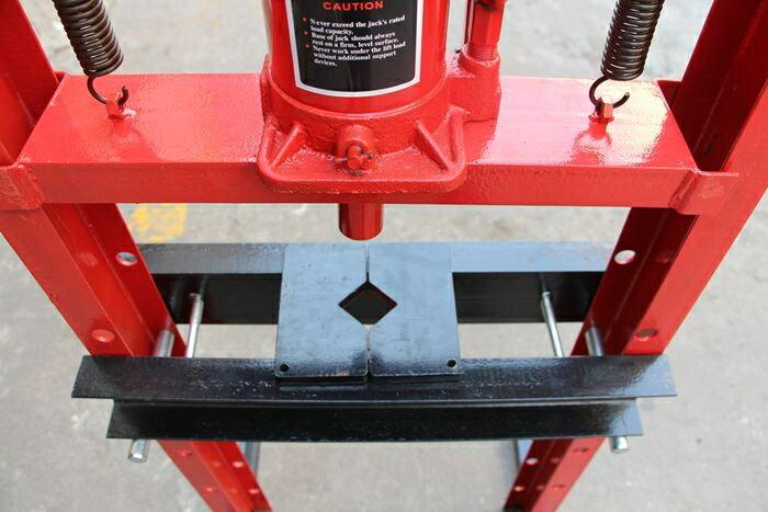 20噸壓床 20T壓床手動壓機 液壓機液壓壓床 軸承機汽車修工具 1995雜貨 全館八五折