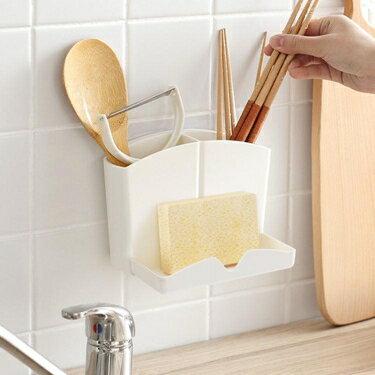 收納筒浴室壁掛衛生間免打孔牙膏盒牙刷梳子置物架 樂活生活館 全館八五折