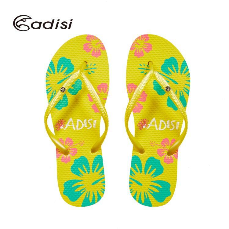 ADISI 女款夾腳拖鞋 AS14094 / 城市綠洲專賣(戶外休閒鞋.海灘鞋.涼鞋)