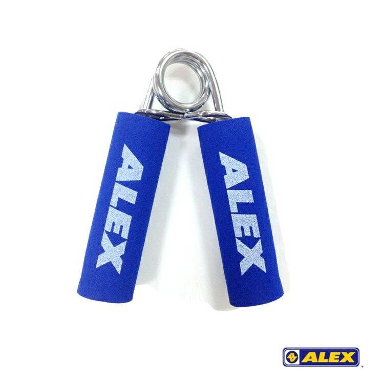 ALEX 泡棉握力器B-06/城市綠洲(手指訓練器.健身運動器材.握力棒)