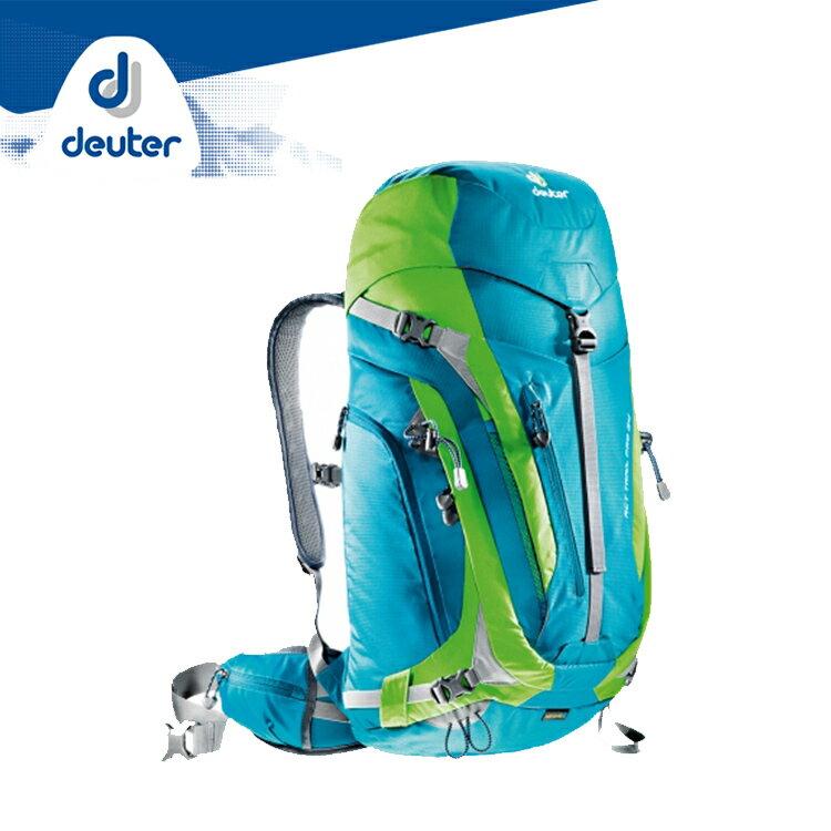 DEUTER ACT Trail PRO 34拔熱透氣背包