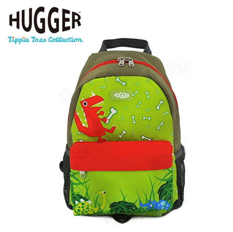 【英國Hugger】旅行家後背包-中號(9L)/城市綠洲專賣(孩童背包.無毒安心.耐髒  )