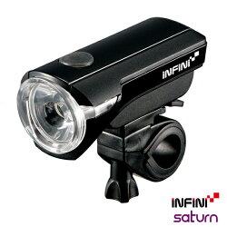INFINI 自行車頭燈I-320P / 城市綠洲 (車燈、前燈、照明燈、150流明)
