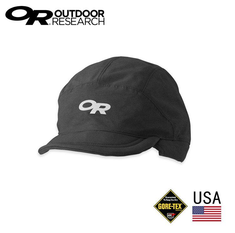 【美國 Outdoor Research】 OR243498 GTX防水透氣保暖鴨舌護耳帽/ 城市綠洲 (GORE-TEX.防風.透氣.保暖)