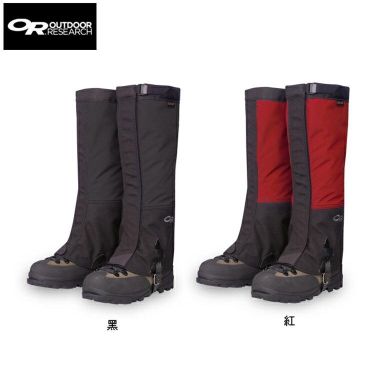 美國Outdoor Research 61572 3L GORE-TEX 防水透氣綁腿 / (經典鱷魚綁腿 登山 健行 防水 透氣 耐磨)