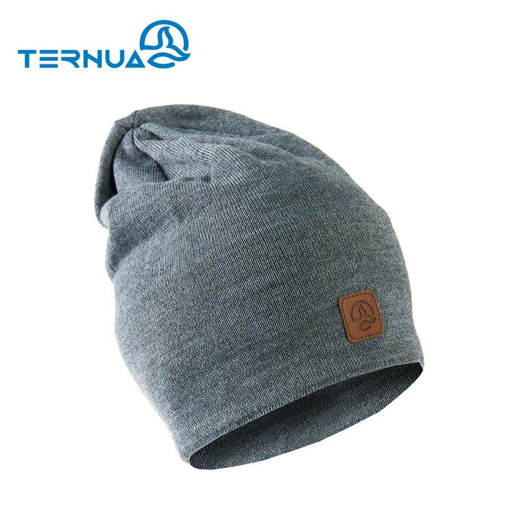 【西班牙TERNUA】美麗諾保暖帽2661543 / 城市綠洲(透氣、輕量、快乾、PASKE)