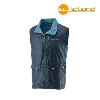 WildLand 男防風時尚保暖背心0A22706 (M~3L) / 城市綠洲 (荒野.防風.抗靜電.透氣快乾)