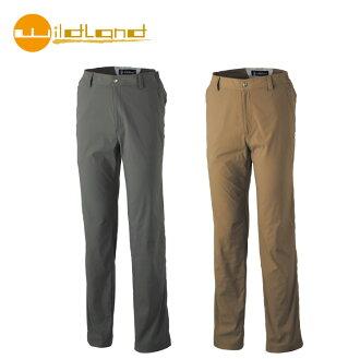 【WildLand 】0A31320男彈性抗UV合身長褲(M~3L) / 城市綠洲 (荒野.防曬.彈性.透氣.耐磨.抗紫外線)
