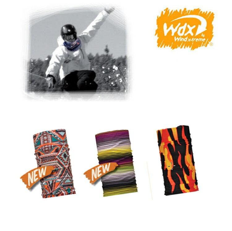 Wind x-treme 多功能頭巾 Wind / 城市綠洲(保暖、透氣、圍領巾、西班牙)
