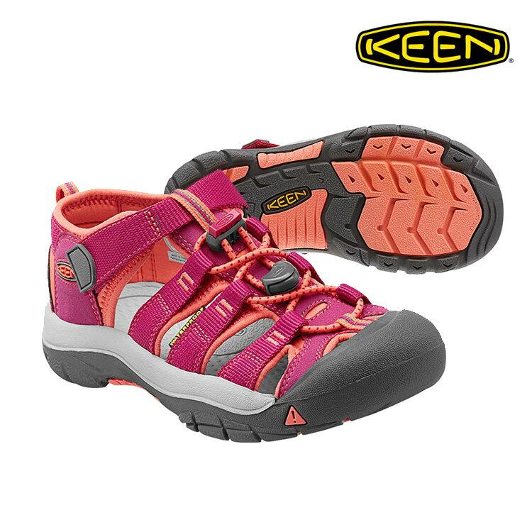 KEEN 織帶涼鞋Newport H2 1014267《童款》/ 城市綠洲 (KID,輕量,戶外休閒鞋,運動涼鞋)