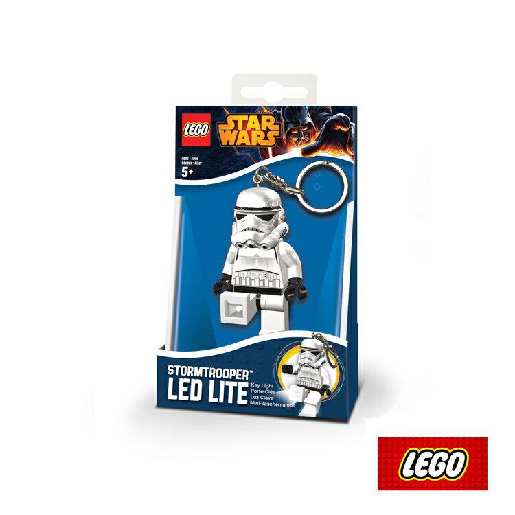 LEGO 星際大戰-星際大戰-白兵鑰匙圈LGL-KE12/城市綠洲(鑰匙圈、樂高、遊戲、LED照明燈)