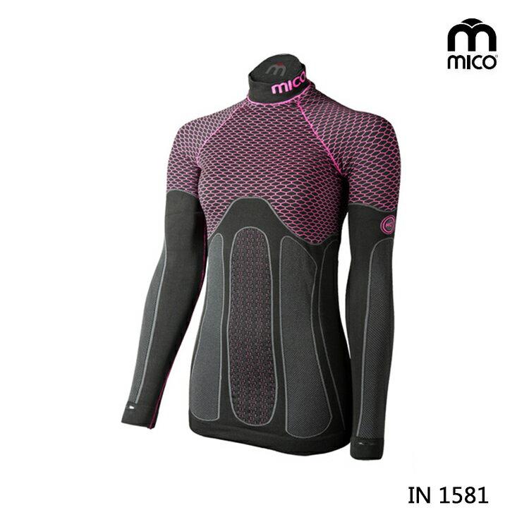 MICO 女MC2肌肉壓縮上衣1581/城市綠洲(肌肉衣、肌肽、鐵人三項、三鐵衣)