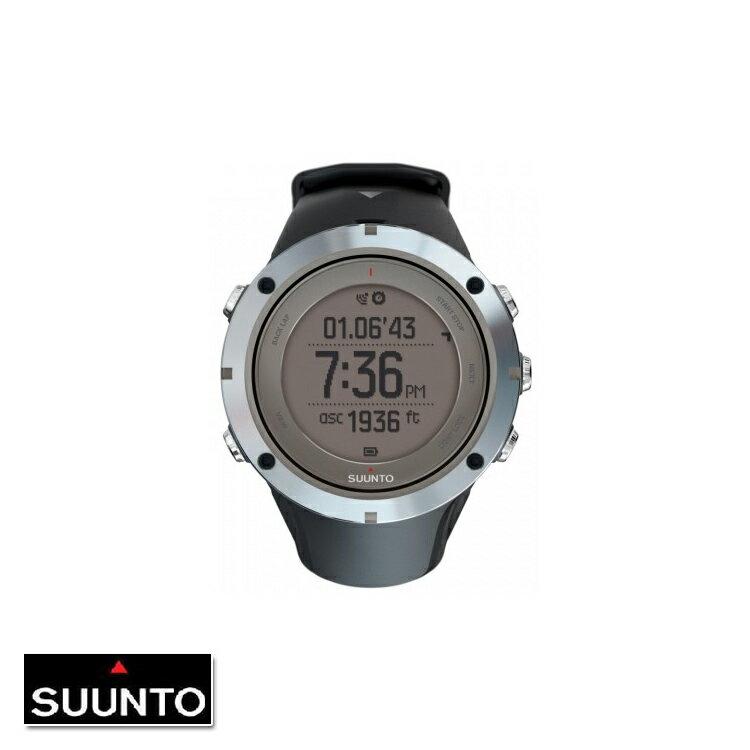 SUUNTO AMBIT3 PEAK電腦腕錶(原色/不銹鋼)/城市綠洲(運動腕錶、路線導航、GPS、戶外運動;芬蘭)