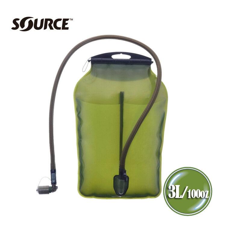 Source 軍用水袋 4504490203 WLPS / LOWProfile / 3L  /城市綠洲(以色列原裝進口)