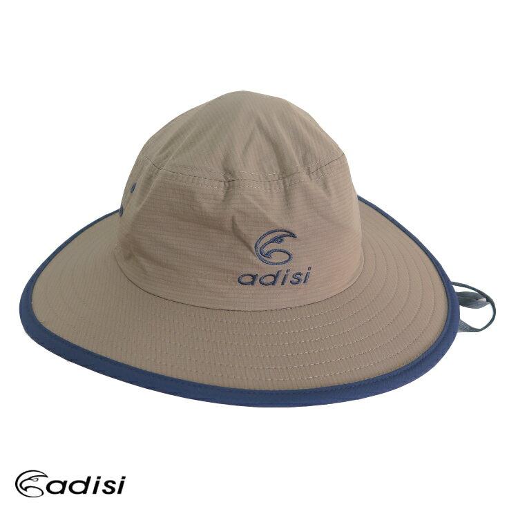 ADISI UPF30+吸排大盤帽AS14082/城市綠洲(圓盤帽、遮陽帽、吸濕排汗)