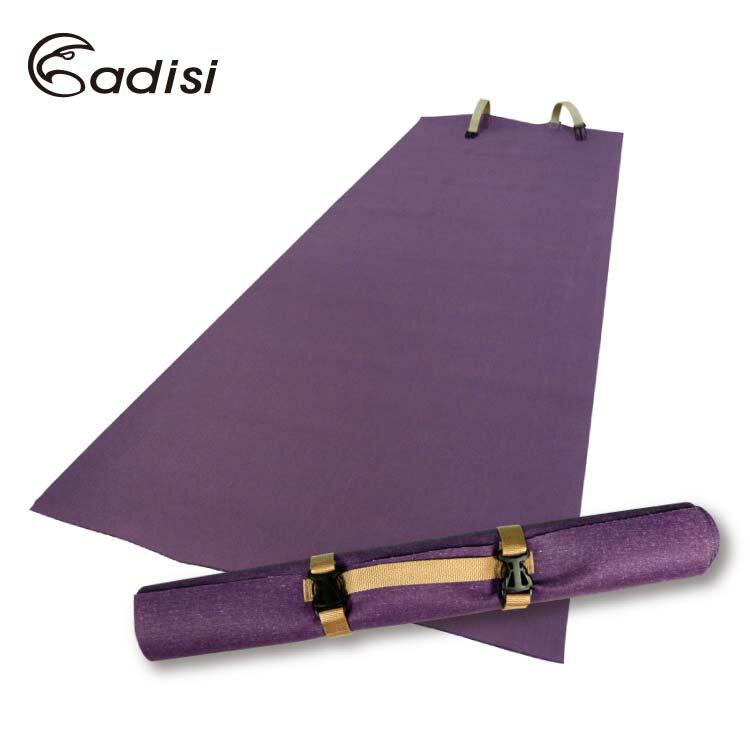 ADISI 橡膠瑜珈墊AS15099 / 城市綠洲 (防滑.運動健身用品)