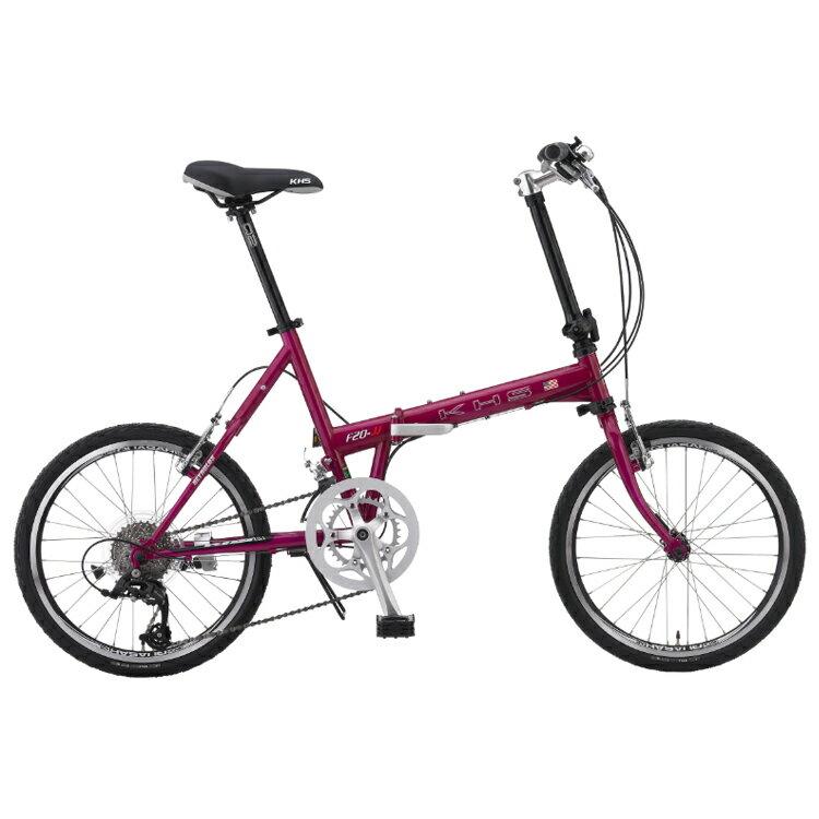 KHS 功學社 16速摺疊車F20-JJ  /  城市綠洲 (小摺車、可折疊、自行車、鐵人三項、鐵馬) 2