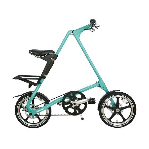 Strida速立達Strida速立達摺疊車LT版城市綠洲(單車、腳踏車、摺疊自行車、小折疊車、小摺疊車)