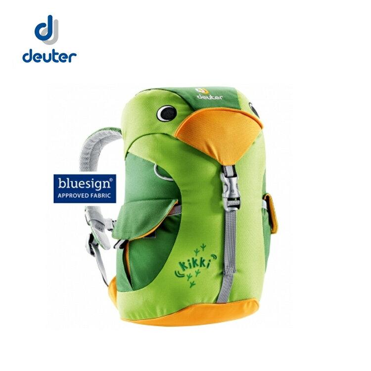 deuter Kikki兒童背包36093(6L)/ 城市綠洲 (戶外郊遊.兒童包包.後背包.包包)
