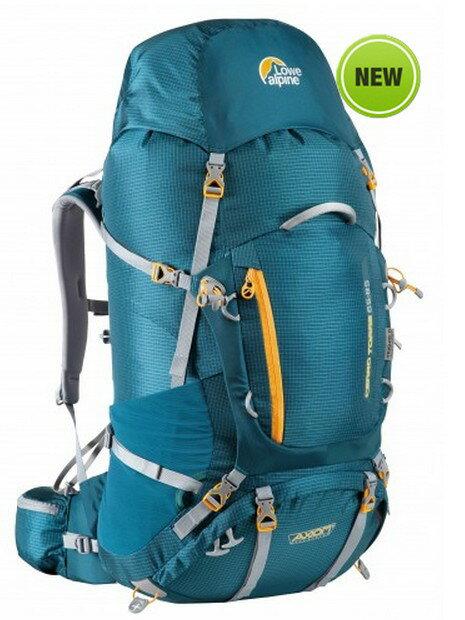 Lowe alpine Cerro Torre 登山健行背包FBP-59-65 (65+20L)/城市綠洲專賣 (登山背包、後背包、登山露營、爬山、戶外活動) 1