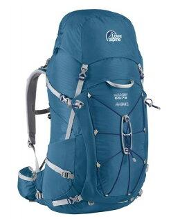 LowealpineKamet登山健行背包FBP-62-65(65+10L)城市綠洲(登山背包、登山包、爬山露營、後背包)
