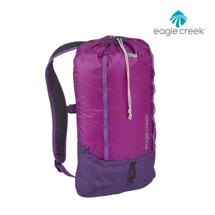 Eagle Creek 13L輕量RFID背包ECB60309 / 城市綠洲 (雙肩.防水.透氣.耐磨.收納.旅遊)