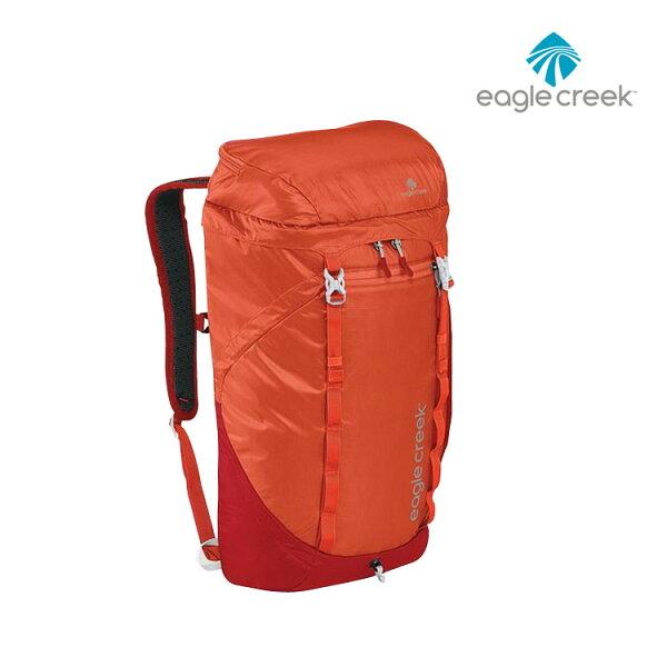 EagleCreek25L輕量登山背包ECB60311城市綠洲(雙肩.防水.透氣.耐磨.收納.旅遊)