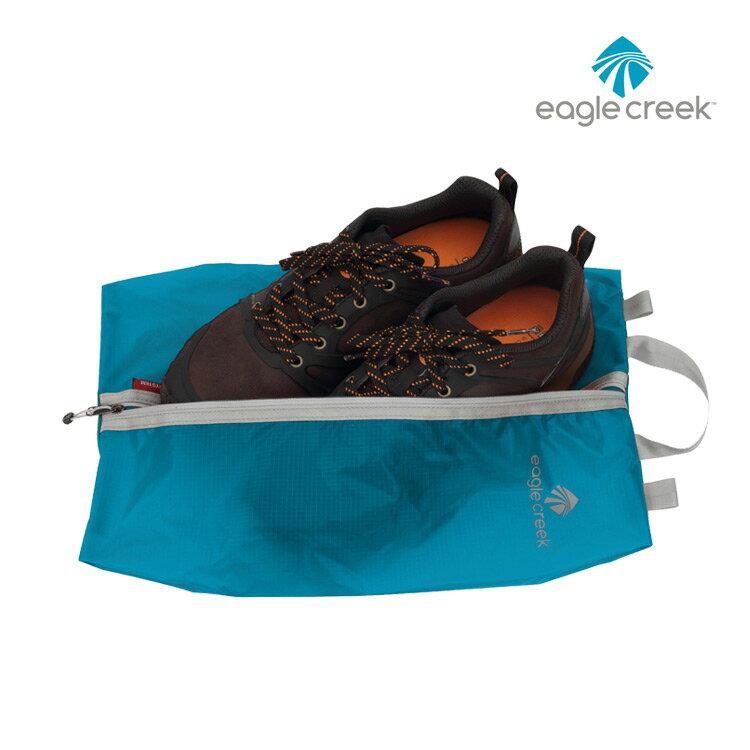 <br/><br/>  Eagle Creek 旅行鞋子收納袋ECD41239 / 城市綠洲 (防水.收納.打理.旅遊)<br/><br/>