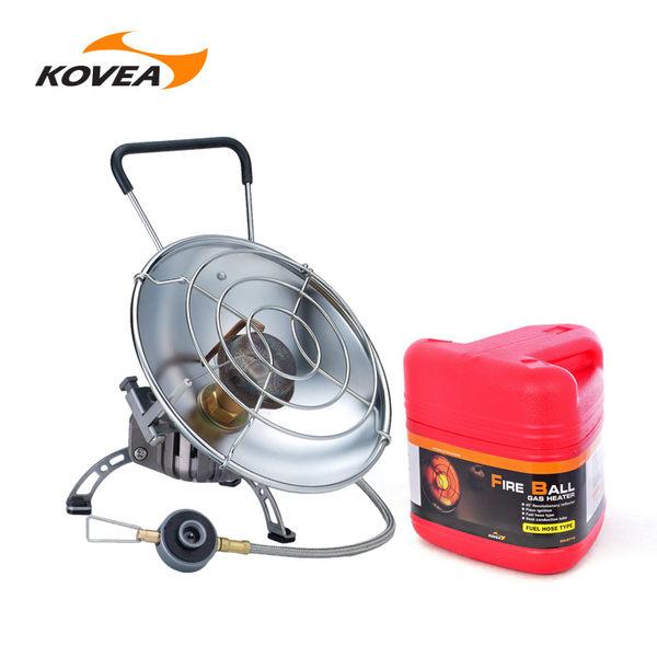 Koeva 戶外暖爐 KH-0710 / 城市綠洲 (保暖.韓國.瓦斯暖爐)