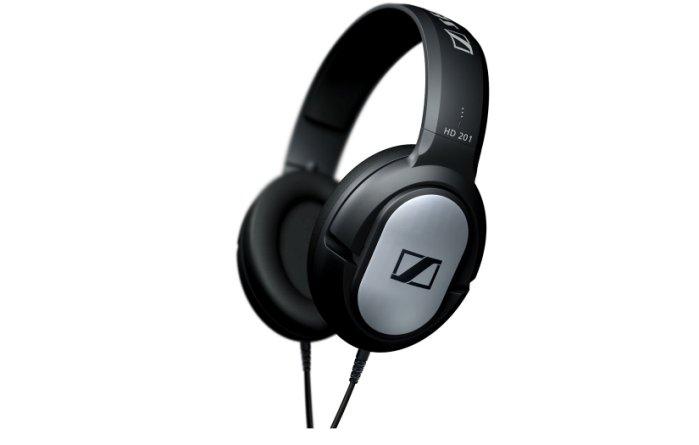 聲海SENNHEISER 全罩式立體聲耳機 HD201