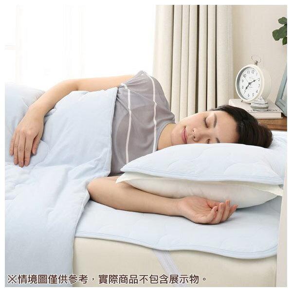 接觸涼感 枕頭保潔墊 N COOL Q 19 COTTON NITORI宜得利家居 1