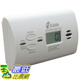 [美國直購] Kidde 9CO5-LP2 Carbon Monoxide Alarm, Battery Operated 一氧化碳警報器