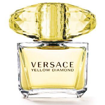 VERSACE 凡賽斯 Yellow Diamond 香愛黃鑽 女性淡香水 50ml 公司貨《Belle倍莉小舖》