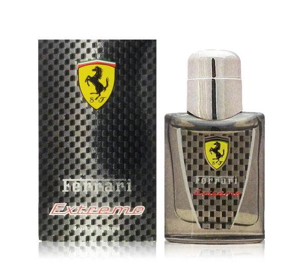 Ferrari Extreme 法拉利 極致風雲男性淡香水 小香 4ml ~BELLE 倍