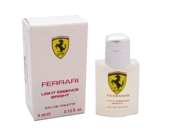 Ferrari Light Essence 法拉利 光元素 男性淡香水 4ML【A001206】 ★BELLE 倍莉小舖★