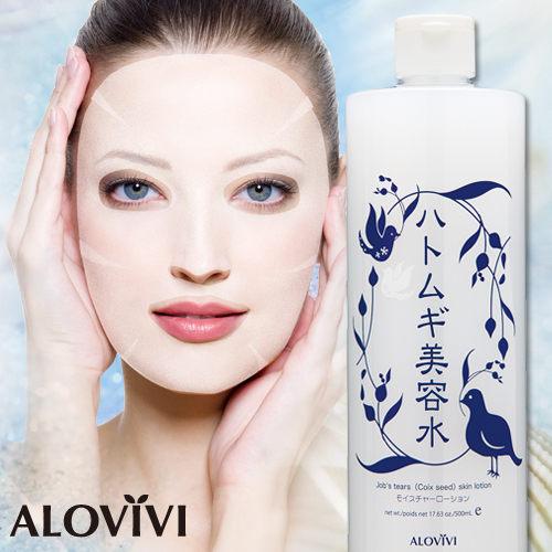 日本 ALOVIVI 薏仁健康美容水 500ml 【A001379】 ★BELLE 倍莉小舖★