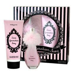 Jeanne Arthes Love Generateion Sesey 戀愛假期香氛禮盒【A000692】 (60ml香水+200ml身體乳)《Belle倍莉小舖》