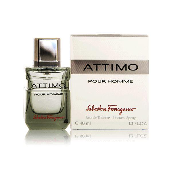 Salvatore Ferragamo 瞬間 ATTIMO 男性淡香水 40ml 公司貨《Belle倍莉小舖》