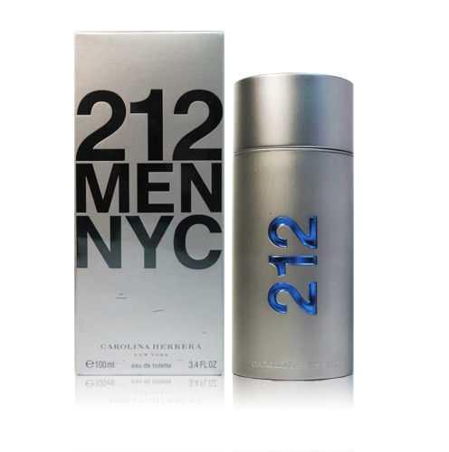 Carolina Herrera 212 MEN 都會男性淡香水 50ml ★BELLE 倍莉小舖★