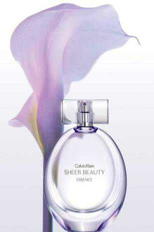 Calvin Klein CK Beauty Sheer Essence 純情雅緻女性淡香水 50ml 公司貨《Belle倍莉小舖》