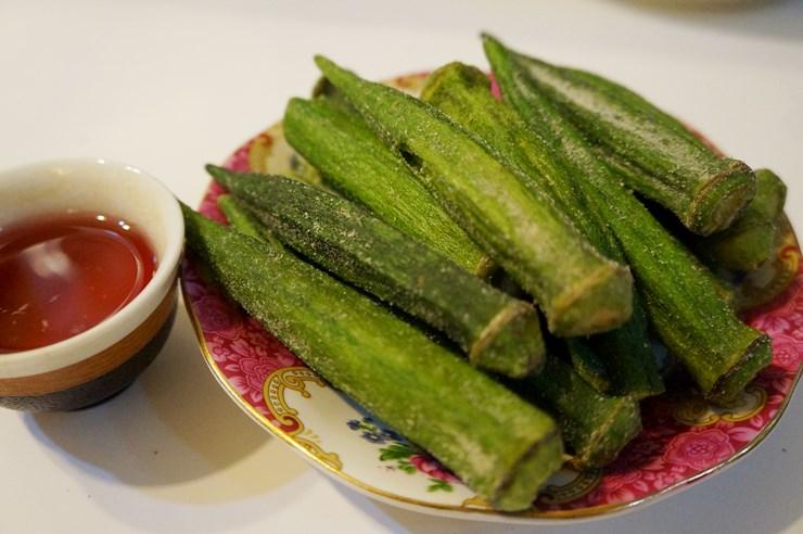 脆樂養生烘焙蔬果乾-秋葵 (每包約200g)
