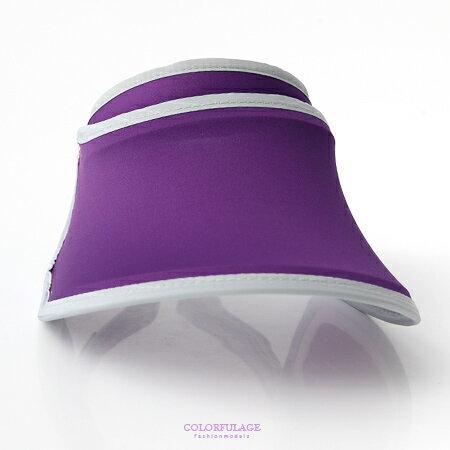 遮陽帽 夏日防曬美膚帽 出門必備 高效遮陽 美肌防曬 透氣舒適 柒彩年代【NH236】美白帽