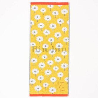 嚕嚕米 姆明毛巾/049-301