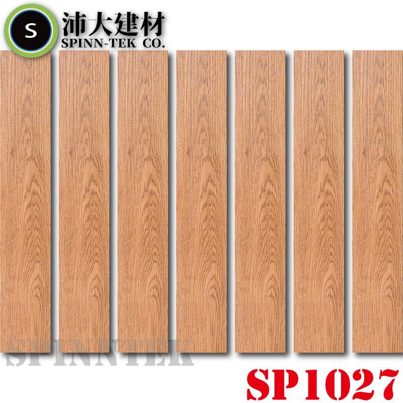 超耐磨地板 背膠自黏地板 木板長條形 1平方公尺1包裝 DIY地板 木紋地板 塑膠地磚 宅配免運費 SP1027【B07】