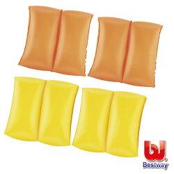 《Bestway》顯眼亮色系兒童充氣手臂圈(顏色隨機出貨)(69-30153)