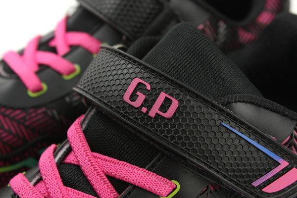 GP(Gold.Pigon) 運動鞋 黑色 P5797B-15 no779 2